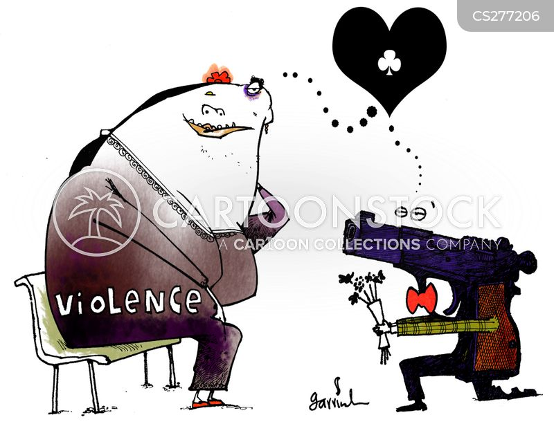 revolvers cartoon