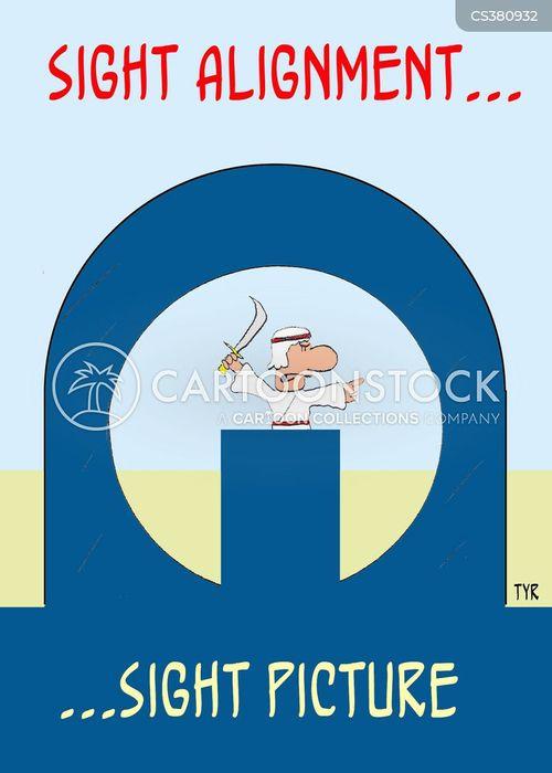 alignment cartoon
