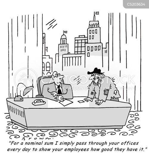 good life cartoon