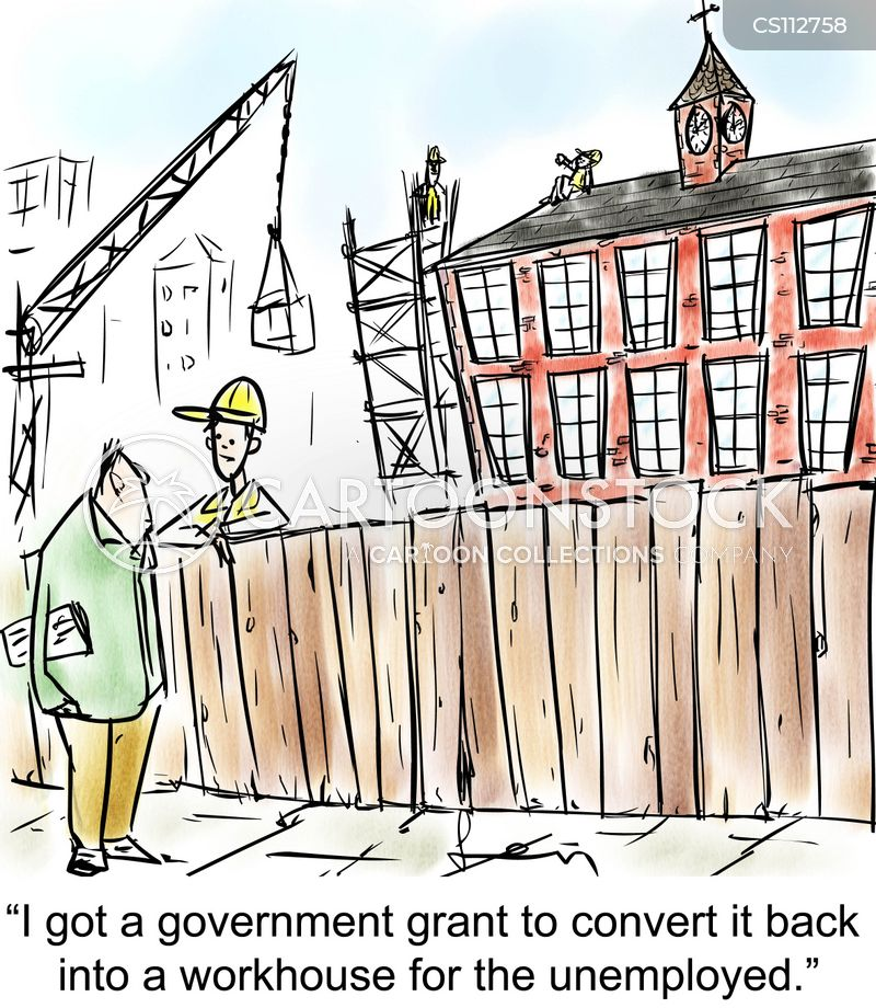 lower classes cartoon