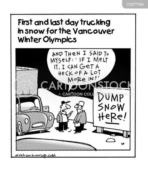 west coast cartoon