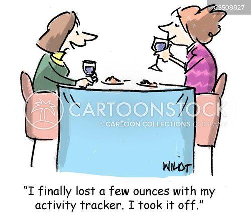 health monitor cartoon