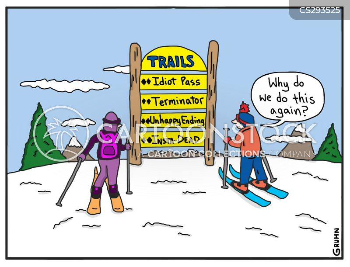 adventurous cartoon