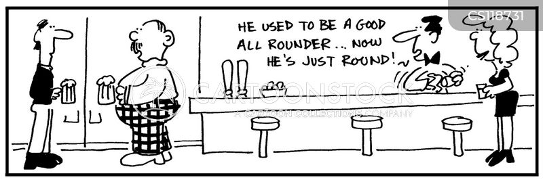 all-rounders cartoon
