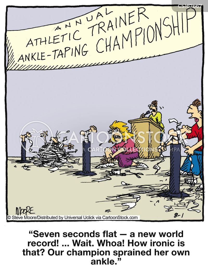 championships cartoon
