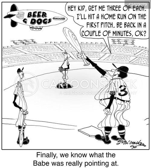 drink orders cartoon
