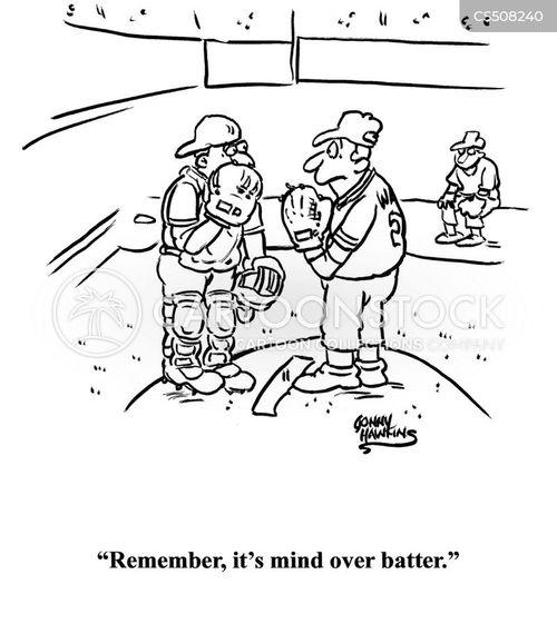 mind over matter cartoon