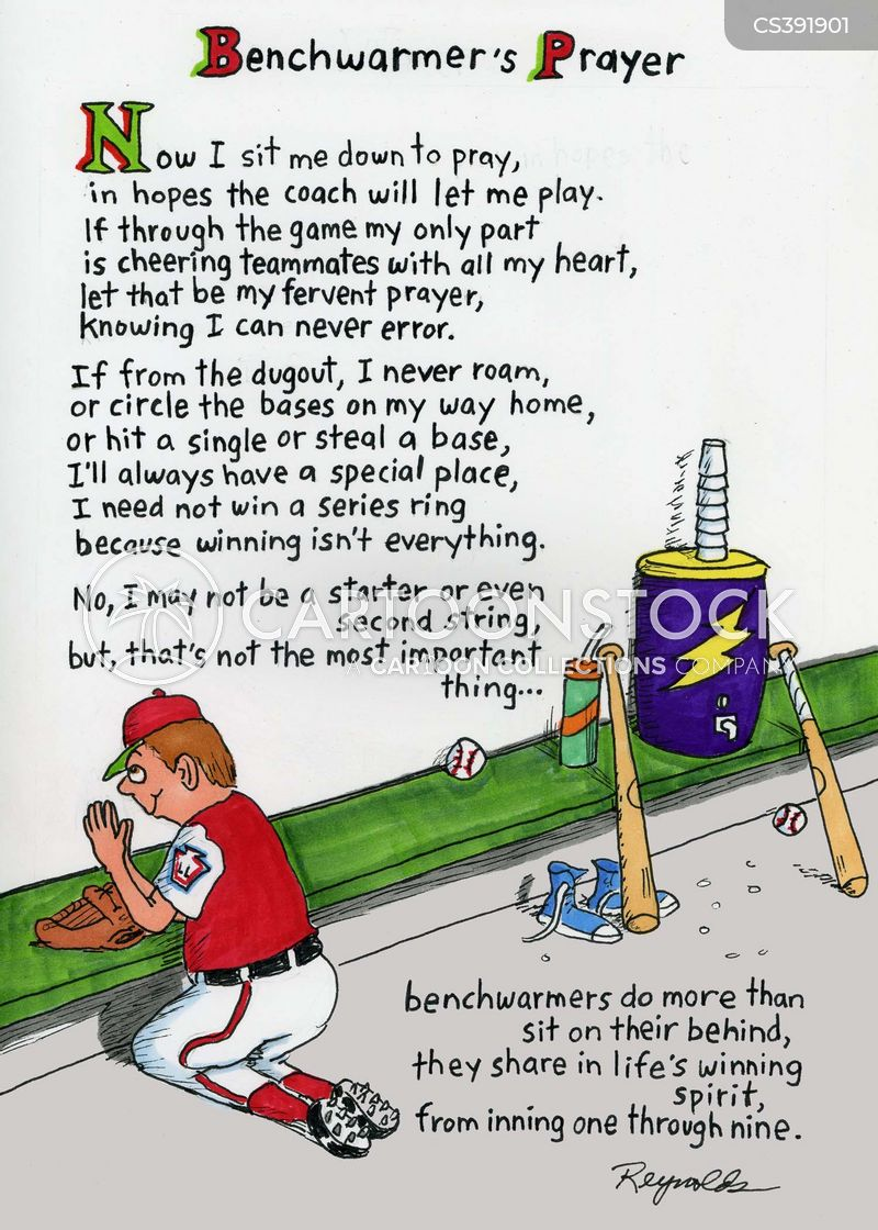 benchwarmers cartoons and comics funny pictures from