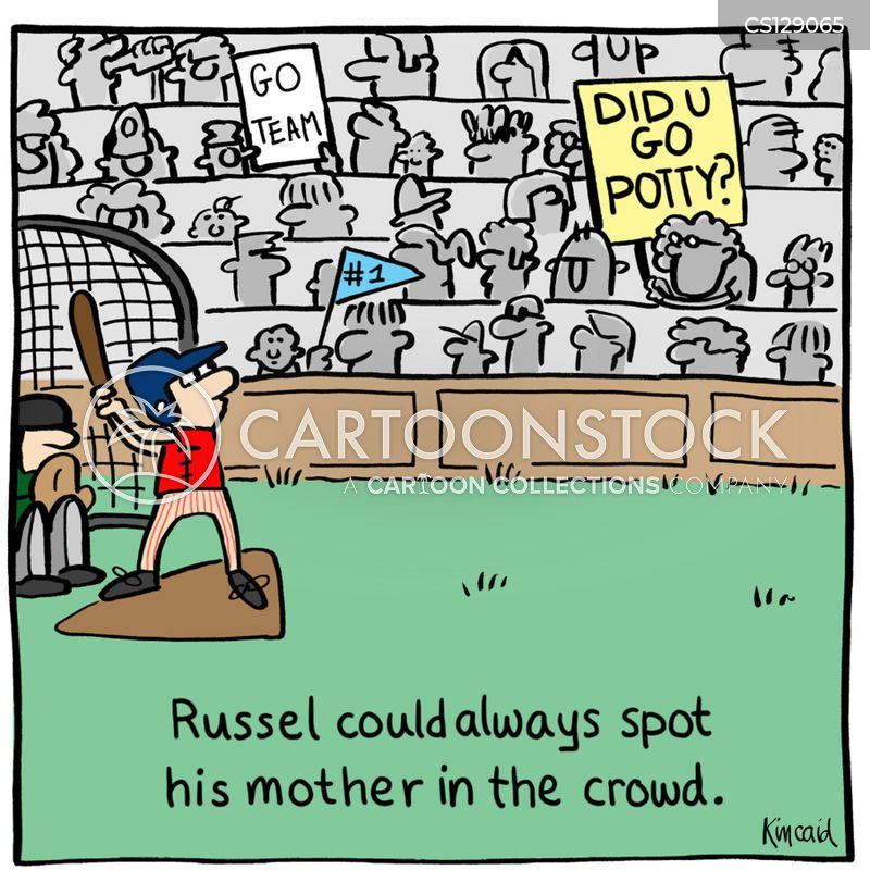 motherly cartoon