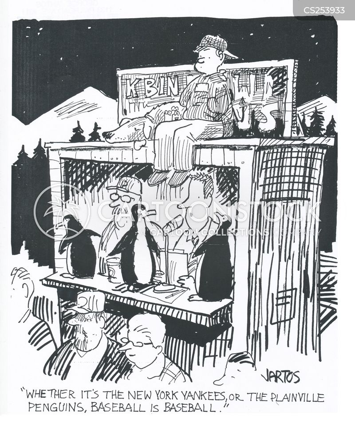 yankees cartoon