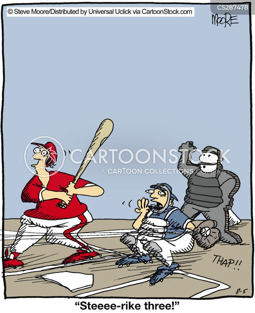 backstop cartoon