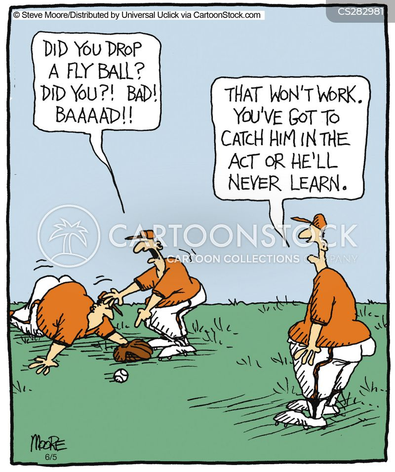 base balls cartoon