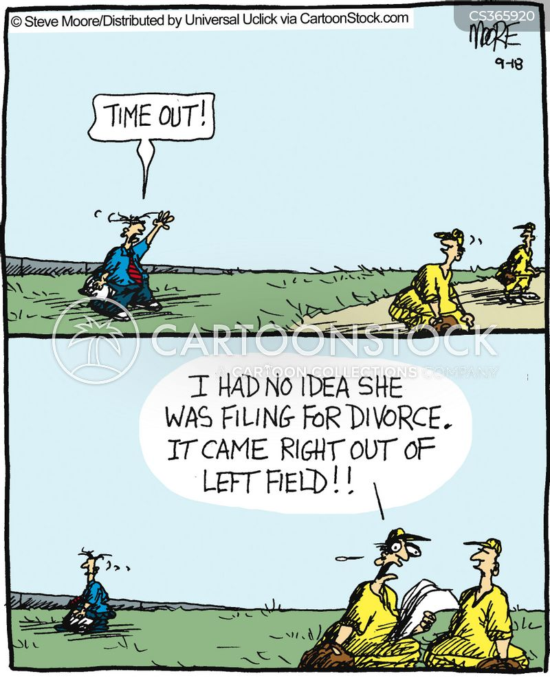 left field cartoon