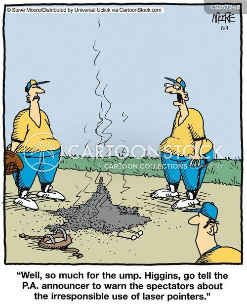 umps cartoon