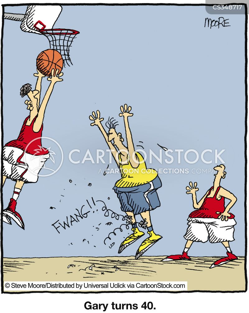 ligaments cartoon