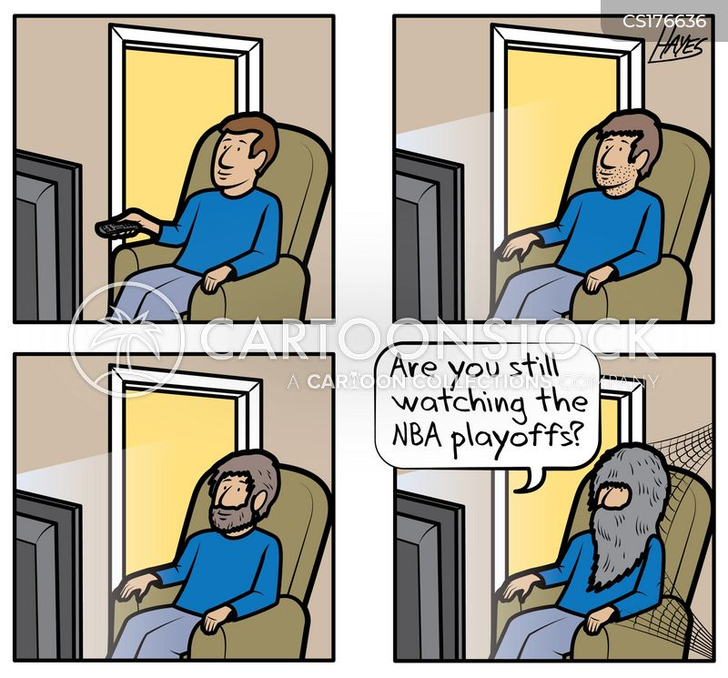 nba cartoon