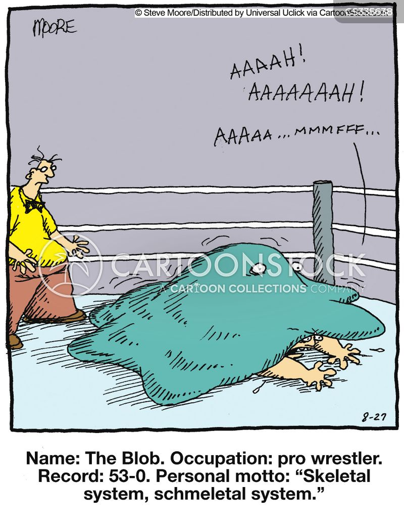 Skeletal System Cartoons And Comics Funny Pictures From Cartoonstock