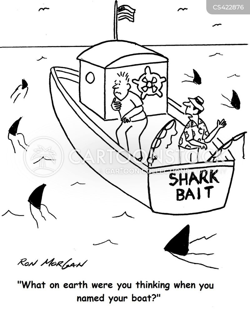 boat names cartoon
