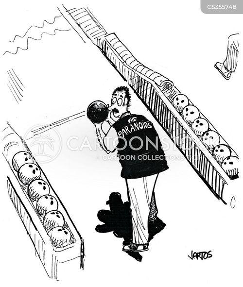 paranoids cartoon