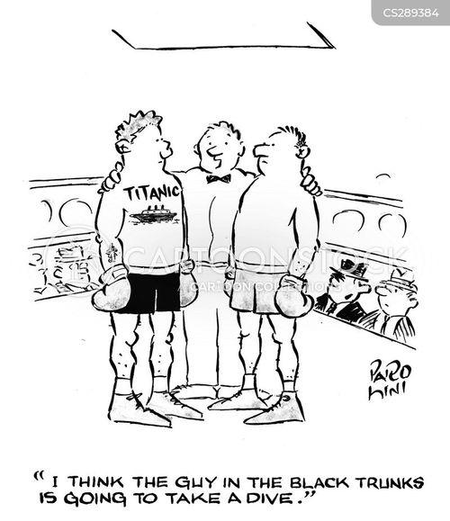 speculating cartoon