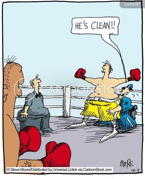 enforcement cartoon