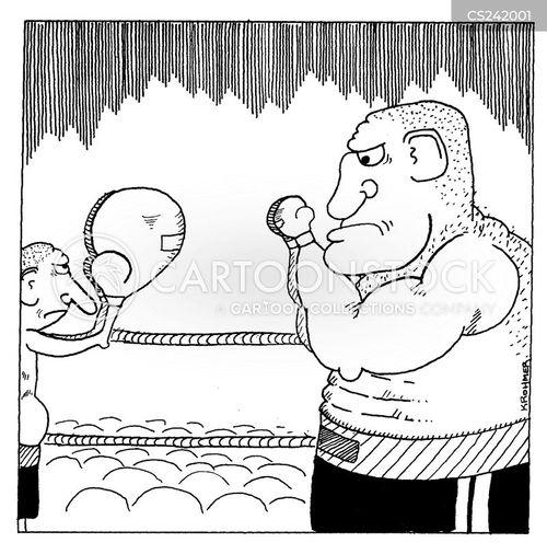 featherweight cartoon