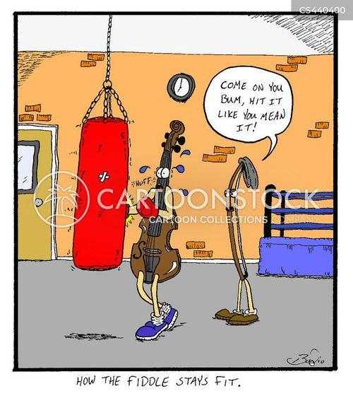 fiddles cartoon