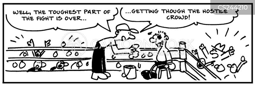 punchers cartoon