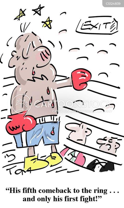first time cartoon