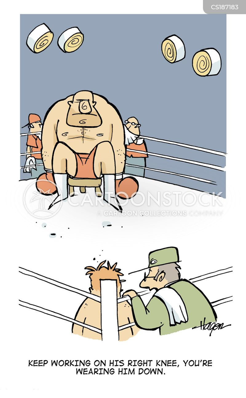 Knee Cartoons And Comics Funny Pictures From Cartoonstock