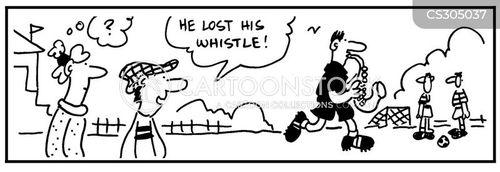 clarinet cartoon