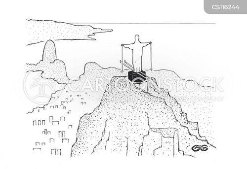 rio de janeiro cartoon