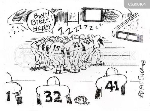 brett cartoon