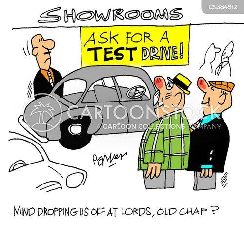 taxies cartoon