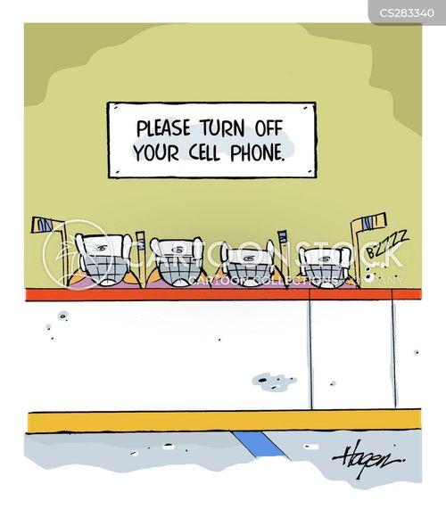 fouls cartoon