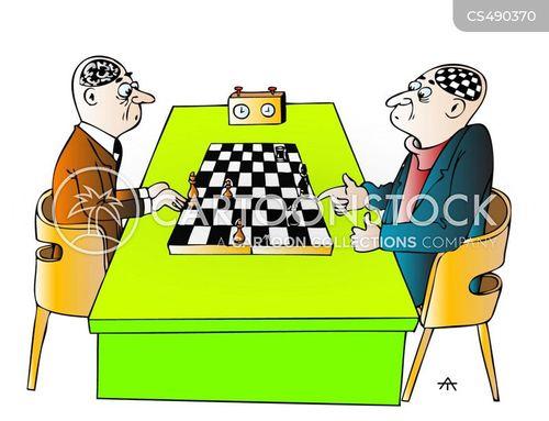 grand masters cartoon