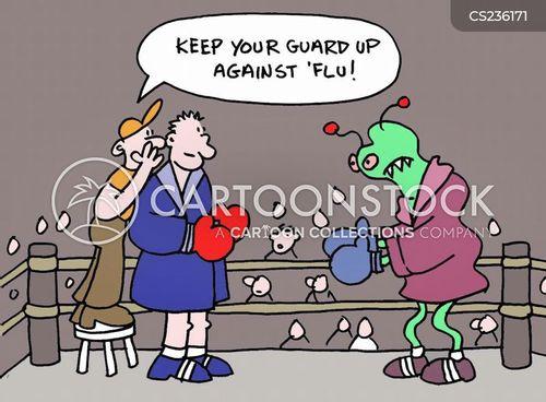 preventions cartoon