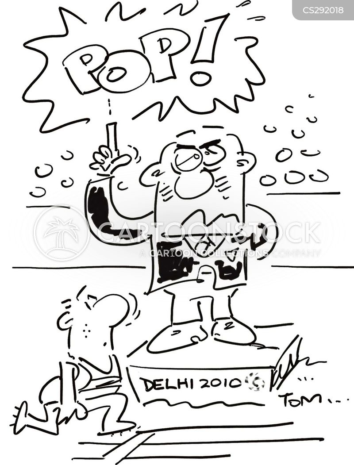false starts cartoon