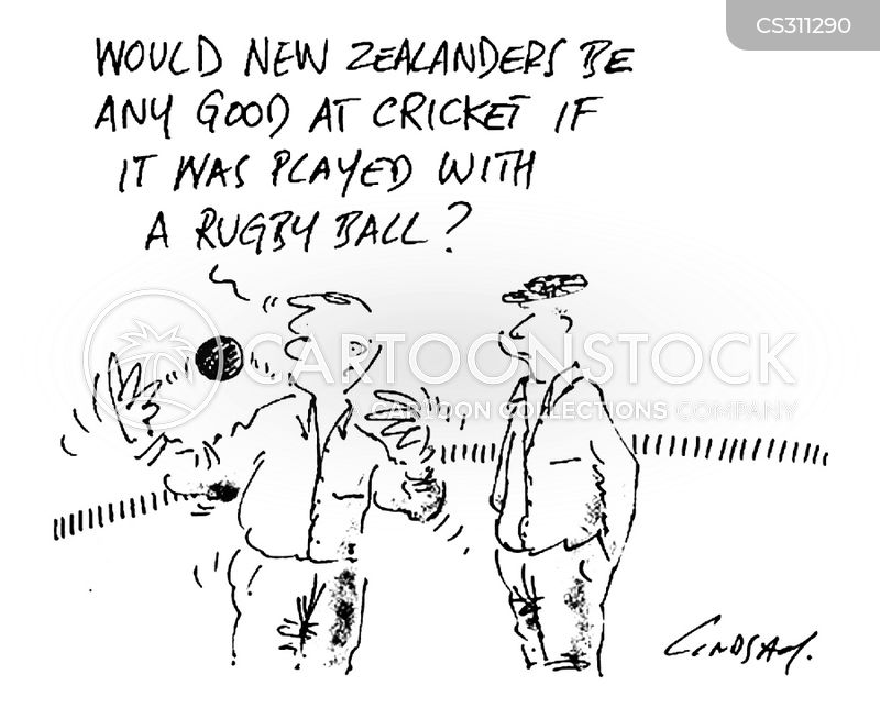 new zealanders cartoon