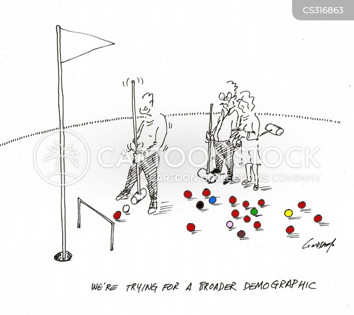 popular sports cartoon