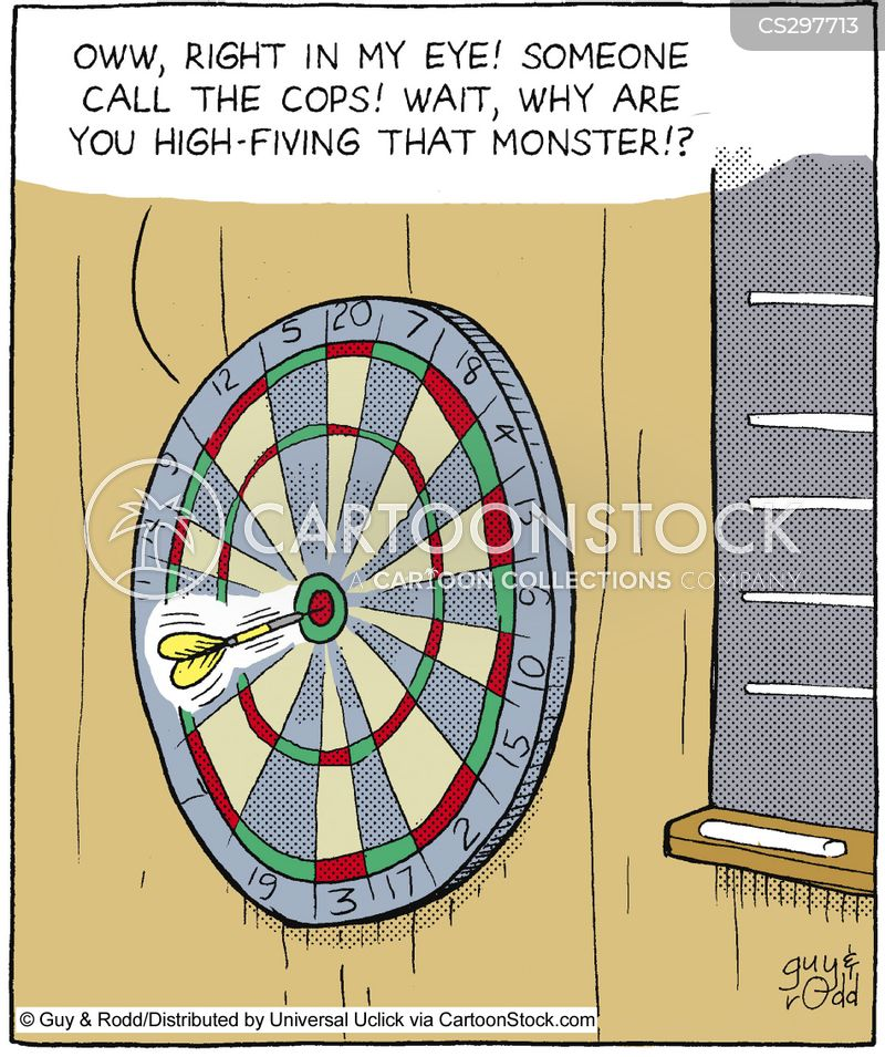 high score cartoon