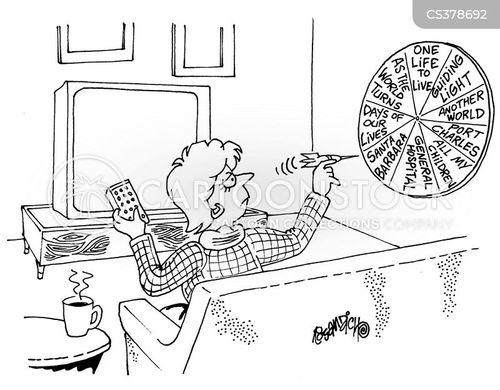 difficult decision cartoon