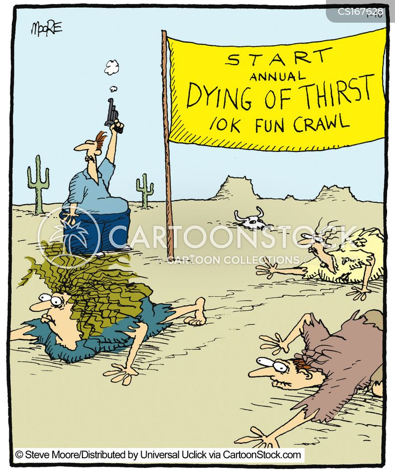 fun races cartoon
