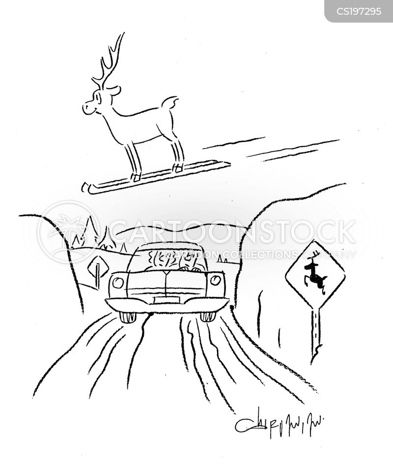 stags cartoon