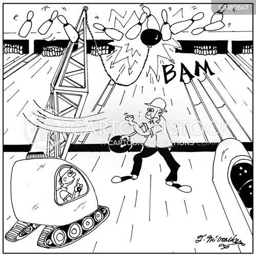 wrecking ball cartoon