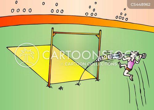 performance enhancers cartoon
