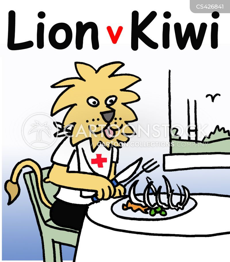 kiwi cartoon