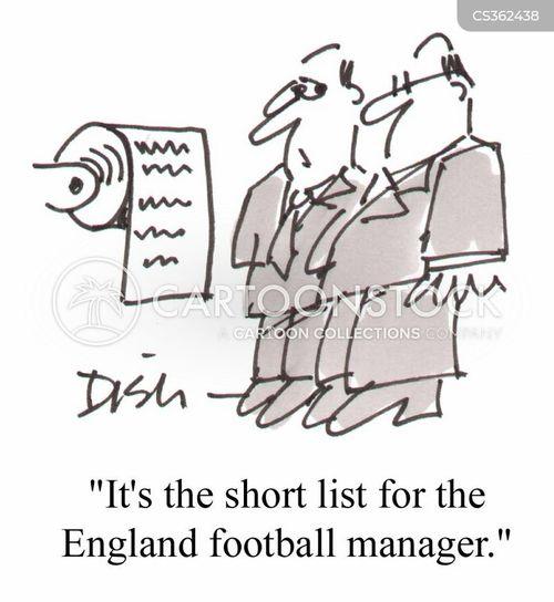 england football cartoon