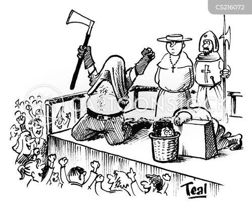 decapitations cartoon