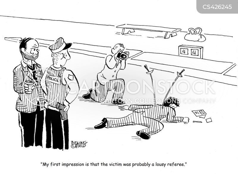 Murder Clues cartoons, Murder Clues cartoon, funny, Murder Clues picture, Murder Clues pictures, Murder Clues image, Murder Clues images, Murder Clues illustration, Murder Clues illustrations